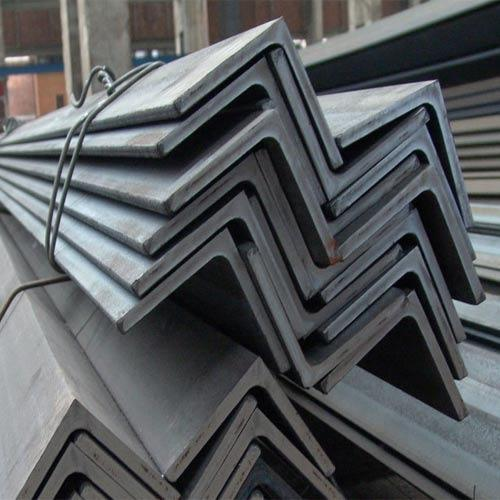 Steel Bars Equal Angle Bars Manufacturer From Mumbai