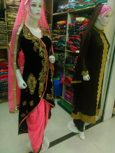 Designer Velvet Stitched Suits