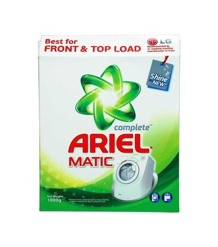 Ariel Detergent Powder - View Specifications & Details of