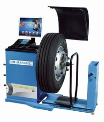 WB-VH-200 DSP LX R HCV Wheel Balancer