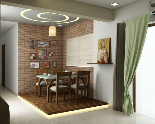 Residential interior services drawing room interior design services manufacturer from mumbai