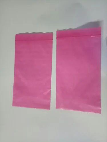 Diamond Anti Statics Coloured Zip Lock Bags