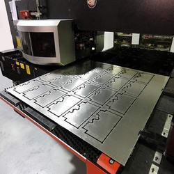Copper CNC Turret Punching Services
