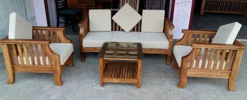 Sofa Set Wood Sofa Set Manufacturer From Muvattupuzha