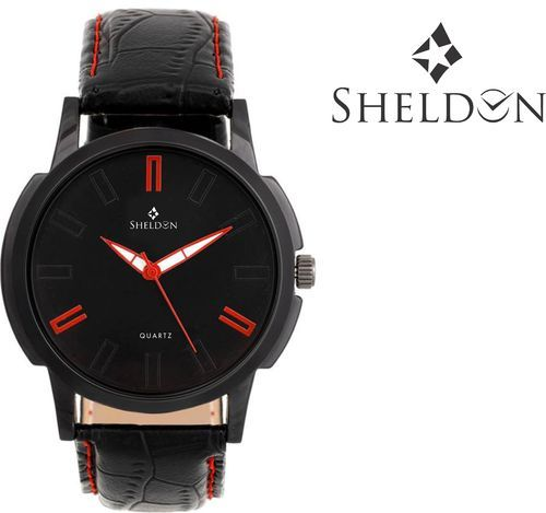 8d4e46ab05a Sheldon Analog Men s Formal Wrist Watch at Rs 180  piece
