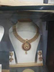 Gold Imitation Jewelry