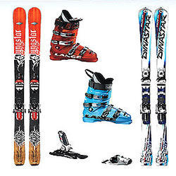 Skiing Items