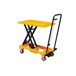High Scissor Lift Table - TE500 Electric Motorcycle lift