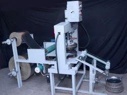 Fully Automatic Hydraulic Thali & Dona Making Machine