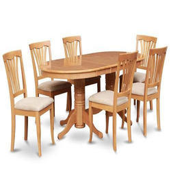 Wooden Dining Table Set, Wooden Sofa, Wardrobes And Furniture   Swagata  Steel In Hooghly   ID: 10478728130