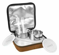 Aap Ke Liye Flat Carry Lunch Box