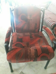 Cushioned Chair