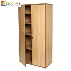 5 Shelves Office Cupboard