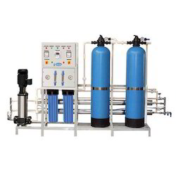 Semi-Automatic 250 LPH RO Water Plant