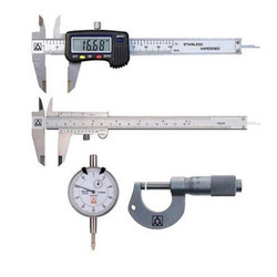 Caliper Indicator and Micrometer
