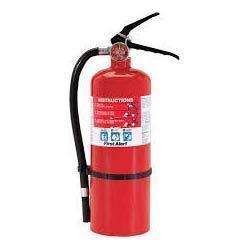 Industrial Fire Extinguisher Service