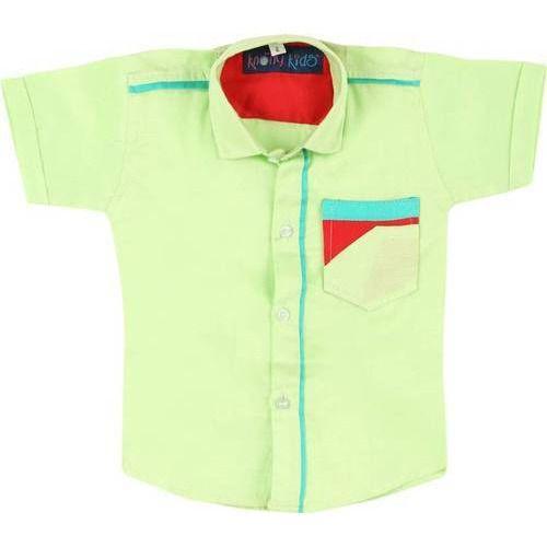 54737c345ed Denim Festive Wear Baby Boys Designer Shirt