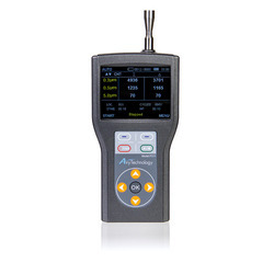 Handheld 3 Channel Particle Counter
