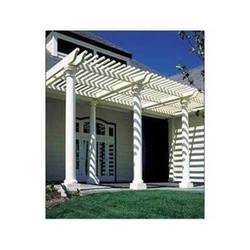 Sun shade designs for indian house house style ideas for Terrace shed designs india