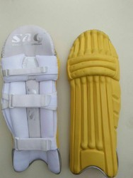 Batting Pads ( PRO Test) Yellow