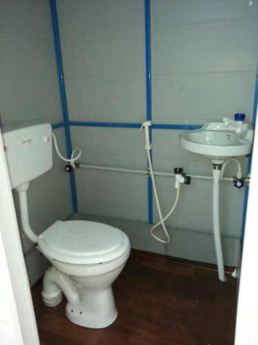 Portable Toilets - FRP Mobile Toilet Manufacturer from Chennai