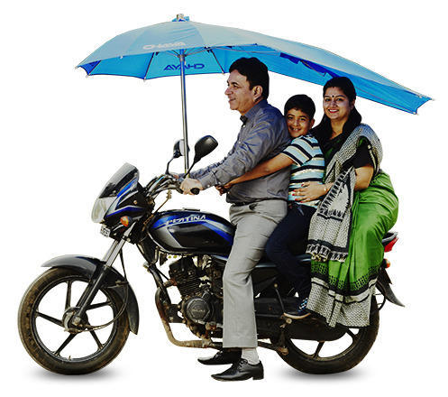 Vehicle Umbrella Bike Umbrella Wholesale Trader From