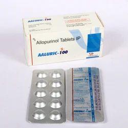 Allopurinol 100 Mg
