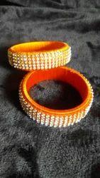 Multi Color Silk Thread Jewelry Bengals