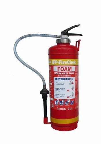 Foam Fire Extinguisher 9 ltrs