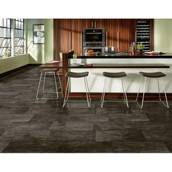 50 Square Feet Vinyl Sheet Flooring Service, Educational Institute