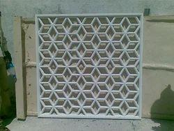 Grc Jali Glass Fiber Reinforced Concrete Mesh Latest