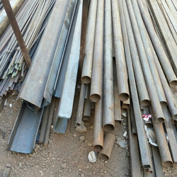 ERW Section Round Pipes