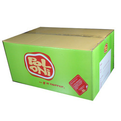 Single Wall - 3 Ply Rectangular Printed Carton Box