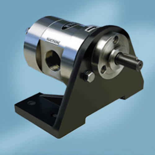 Rotomatik SS Gear Pumps, Model Number/Name: EG-SS, Max Flow Rate: 8 To 200 Lpm