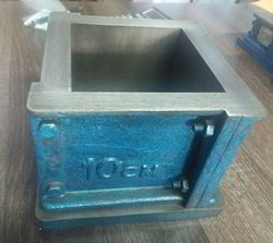 Concrete Strength Testing Moulds