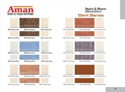 Vitrified Steps Tile