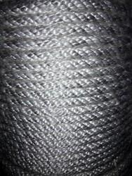 Polyester Double Twisted Rope White