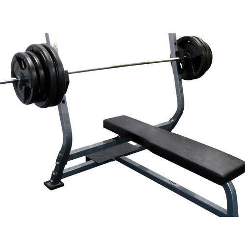 bench press machine usage gym rs 8950 piece m s engineering co