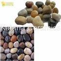 Coloured Natural Pebbles