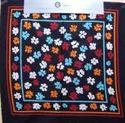 Cotton Printed Square Bandana