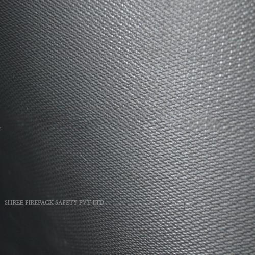 Grey Silicone Coated Fiberglass Cloth, For Industrial Welding Application