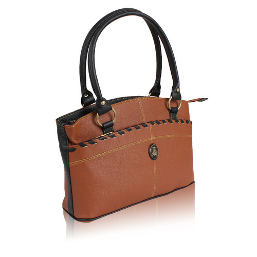 4bfc7ea40a5 Tan Corporate Gift Aligator Design Small Ladies Hand Bag, Rs 300 ...