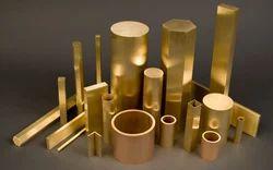 Brass Alloy CZ121 Bars Rods