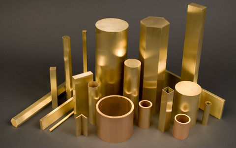 Brass Products Aluminum Brass Tubes Manufacturer From Mumbai