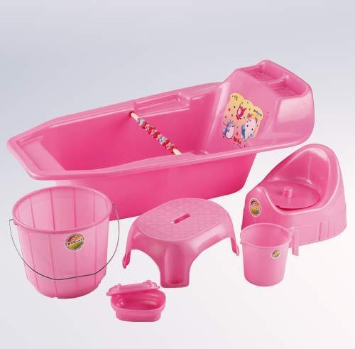 Baby Bath Set | Polyset Plastics Private Limited | Manufacturer in ...