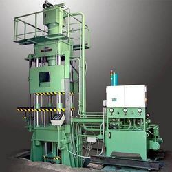 Vertical Die Casting Machine