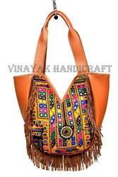 Cotton Printed Sling Bag