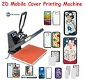 2D Mobile Cases Sublimation Printing Machine