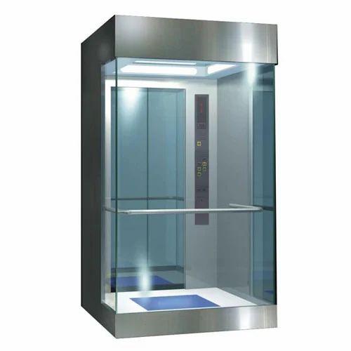 Discovery Elevators Mild Steel MRL Elevator