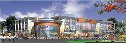 Glomax Mall Engineering Design